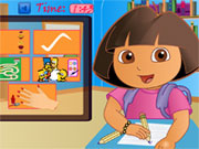 Dora Fun Slacking