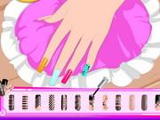Click to Play Bratz Girls Manicure