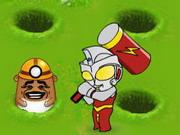 Ultraman Whack Mole