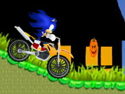 Sonic Halloween Racing