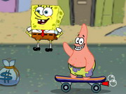 play Spongebob Skater
