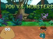 Pou vs Monsters