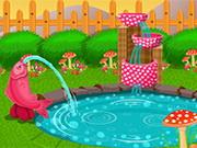 DIY Decorative Pond