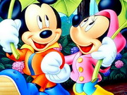 Mickey And Sister Adventure