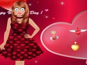 Zoe Valentine's Day Prep