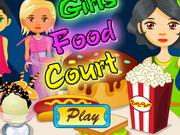 Girls Food Court