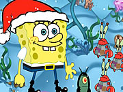 Spongebob Snow Adventure 2