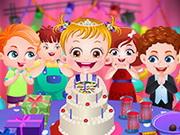 Click to Play Baby Hazel Birthday Party