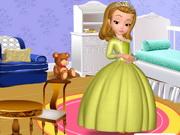 Princess Amber Room Decoration