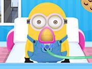 Minions Flu Doctor