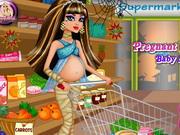 Pregnant Cleo De Nile Baby Shopping