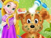 play Baby Rapunzel Adopt A Pet