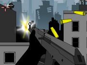 Stickman Warzone Fps Game