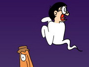Nobita With Ghost