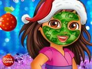 Click to Play Doras Xmas Makeover