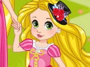 Rapunzel And Daughter Matching Dress
