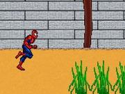 Spiderman Running Challenge