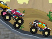Monster Truck Sprint
