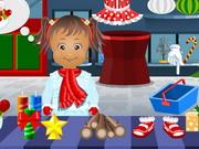 Little Daisy Christmas Eve