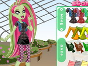 Monster High Venus Mcflytrap Dress Up