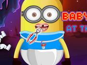Baby Minion Dentist