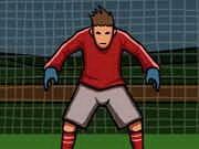 play Soccer Suburban Goalie