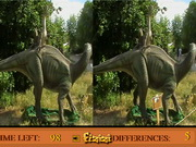 Differences in DinoLand
