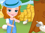 Princess Sofia Farm Challenge