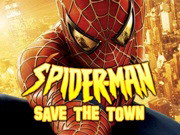 Spiderman: Save The Town