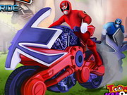 Power Rangers Power Ride