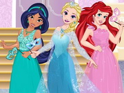play Princesses Disney Masquerade