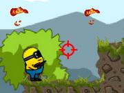 Minions Rockets Zombies