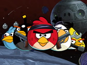 Click to Play Naughty Angry Birds