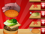 Click to Play Monster Burger