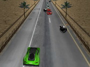 play 3d Superhero Racer