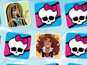 Monster High Memory Game