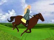 Barbie Horse Ride