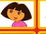 Dora's Matching Game