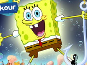 Spongebob Bubble Parkour