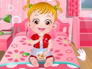 Click to Play Baby Hazel Stomach Care