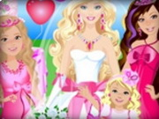 Barbie's Wedding Party