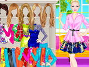 Click to Play Barbie Job Interview Dressup