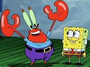 SpongeBob and Crab Puzzle