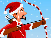 Click to Play Christmas Archer