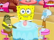 Spongebob Underwater Restaurant