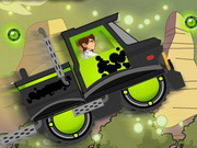Click to Play Ben 10 Xtreme Truck