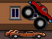 Click to Play Monster Truck Curfew