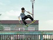 play Skateboard City
