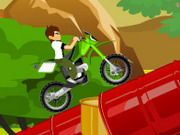 Click to Play Ben 10 Trail Ride