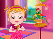 Click to Play Baby Hazel Parrot Care